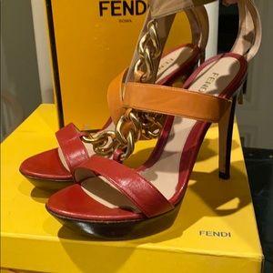 Fendi shoes 👠